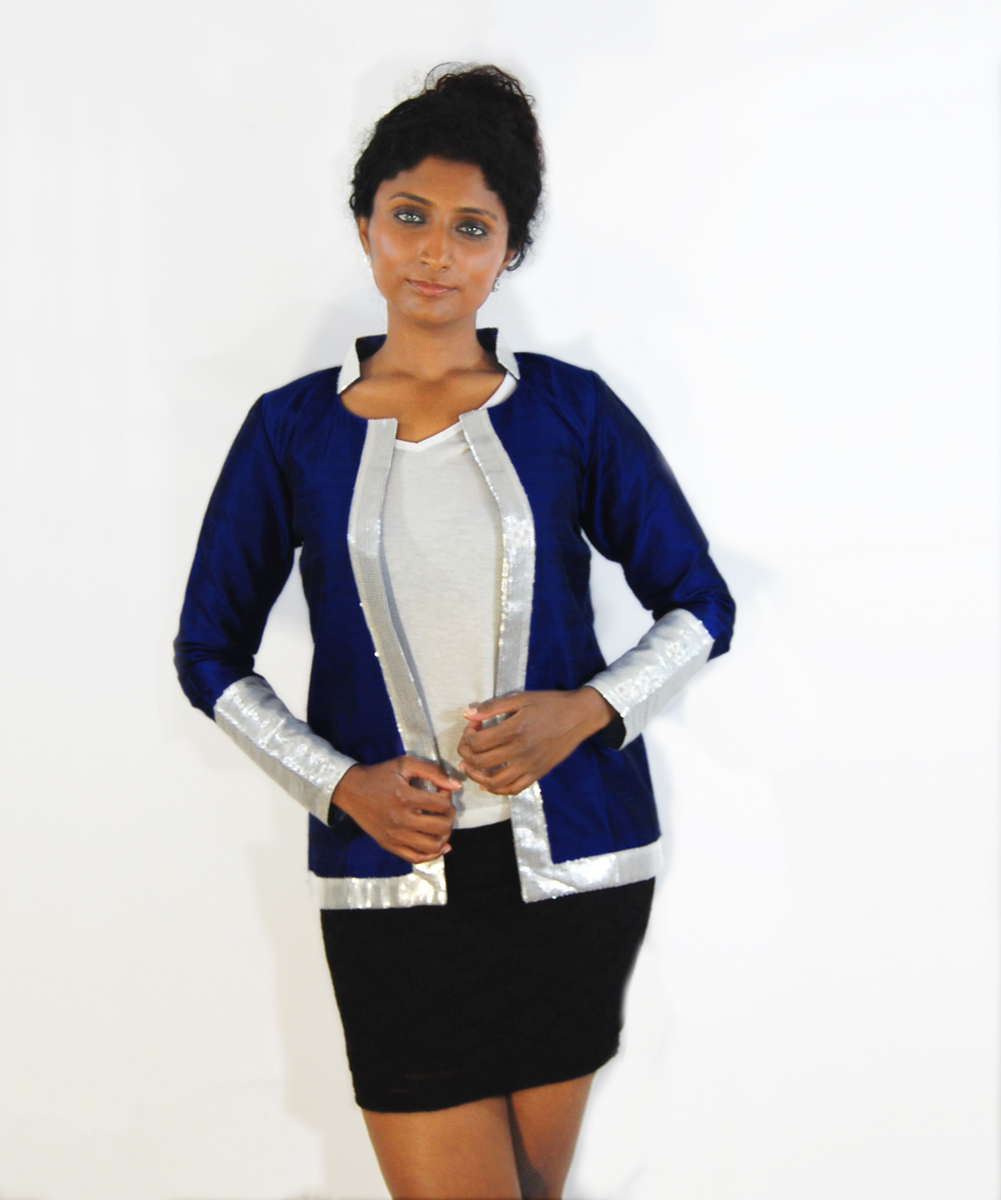 Home / Women's Designer Clothing / Women's Designer Jackets / Midnight