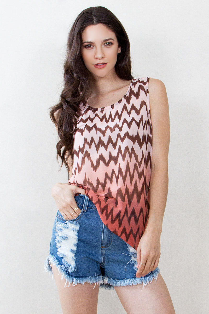 ikat top women's on-line shopping
