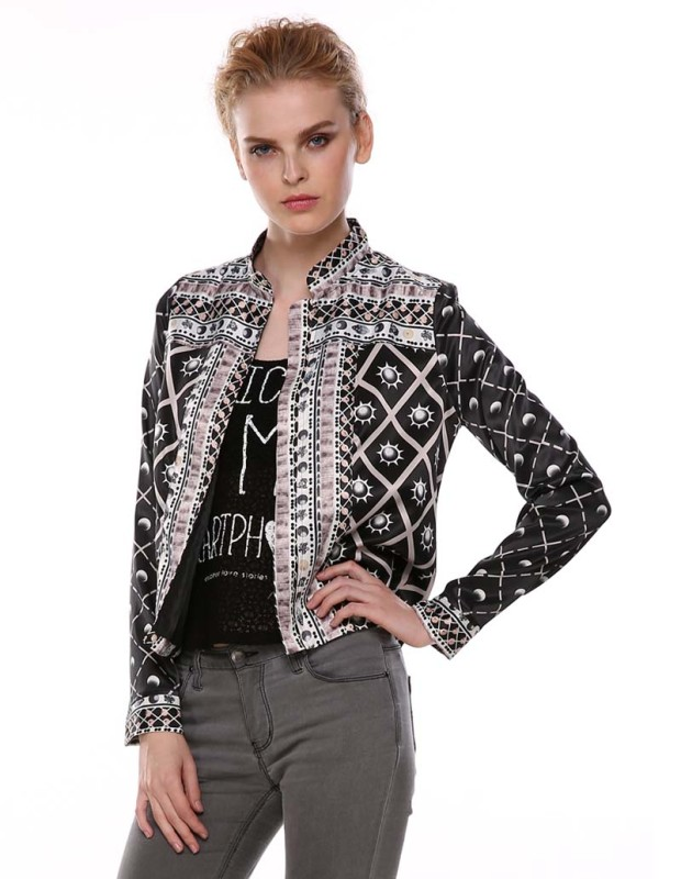 women's fall fashion jacketl SV023908-G