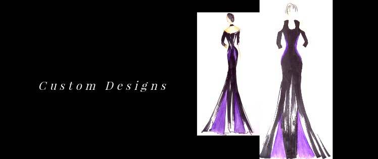 Custom Wedding Prom Dress Designer Boutique Bellevue Seattle Fashion