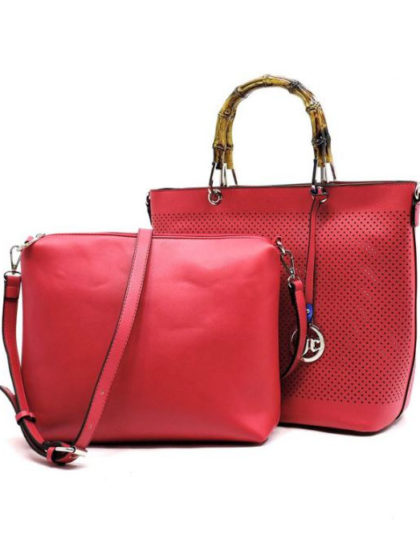 pink designer handbag wedding prom