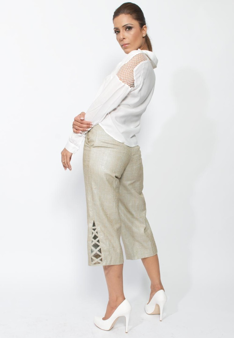 linen designer pant