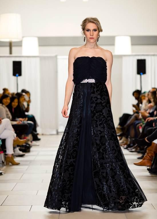 Designer Fashion Seattle Long Prom Dress Gown Wedding Bridal Custom