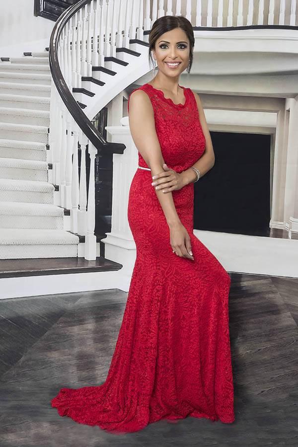 seattle fashion designer red gown bellevue boutique