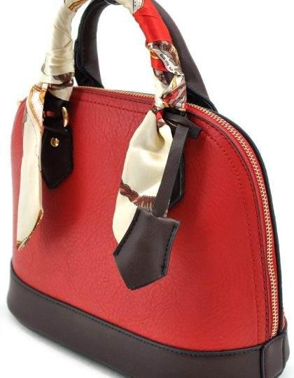 red designer women's purse seattle fashion bellevue shopping