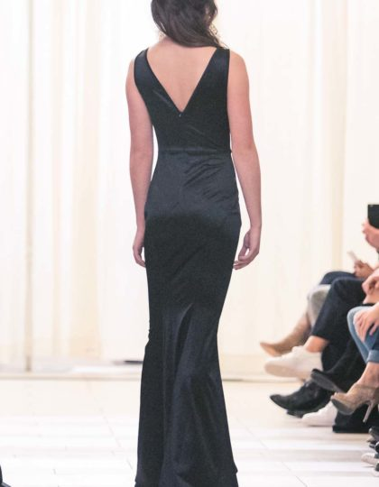 shop designer black gown seattle boutique