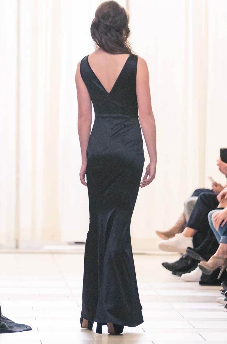 shop designer black gown seattle boutique