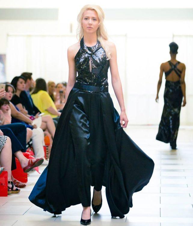 black-sequin-designer-gown-shop-seattle-fashion-boutique