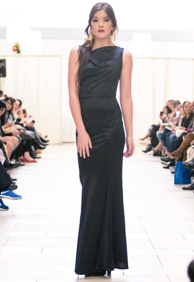seattle fashion boutique black gown