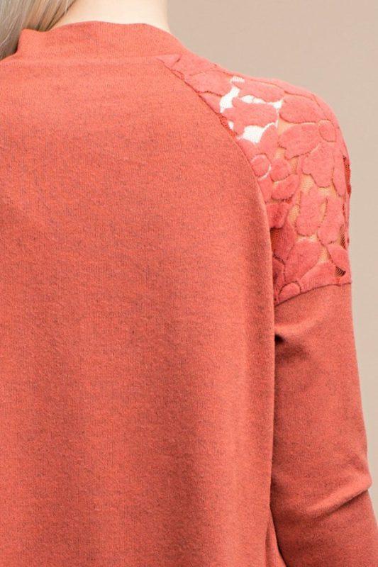 Grey Women's Cardigan Designer Boutique Seattle Bellevue Shopping