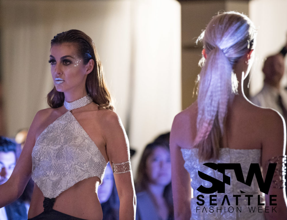 Designer Fashion Boutique Bellevue Seattle Custom Dress
