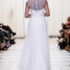 alfred angelo beaded bodice back