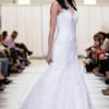alfred angelo lace rim full side wedding dress bellevue bridal boutique