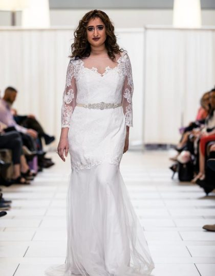 alfred angelo mermaid front