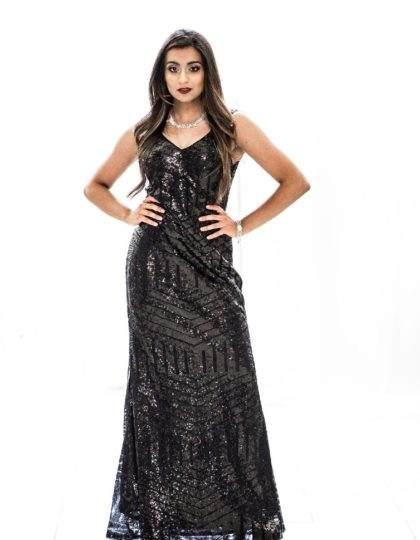 black barred dress.jpeg front
