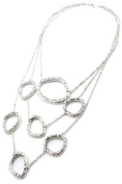 Metal necklace(53)