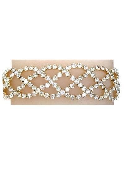 braid bracelet gold (7)