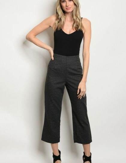 charcoal pants F