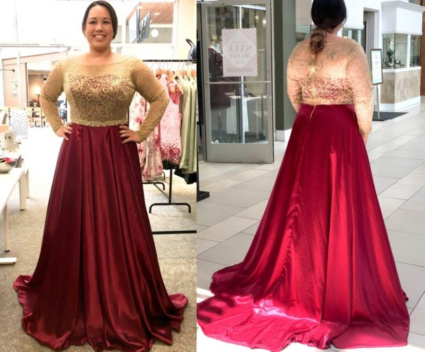 custom pagaent designer dress boutique seattle