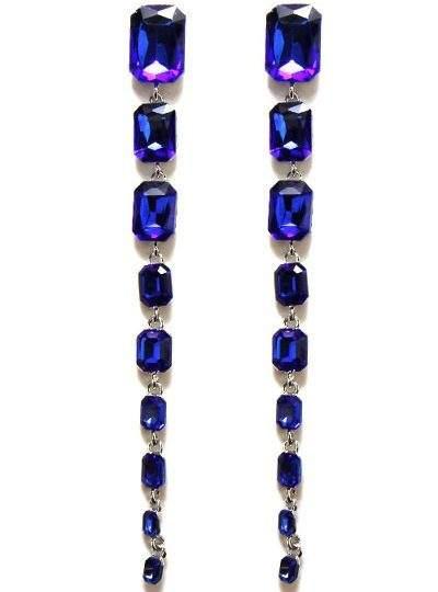 long dangle blue(24)