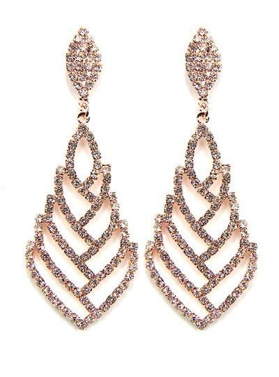 pine earring RG(20)