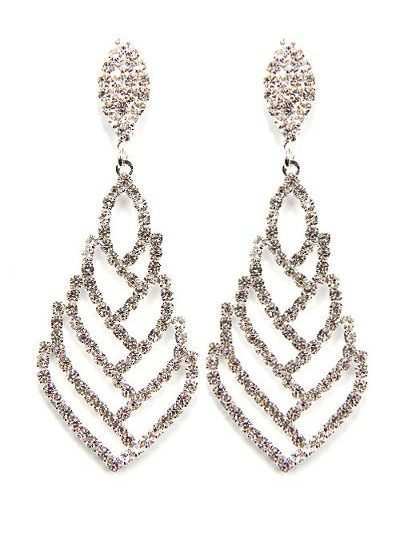 pine earring WH(20)