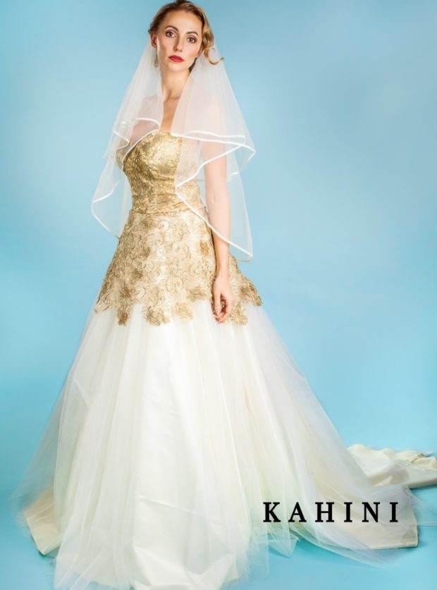 Custom designer wedding bridal dress boutique