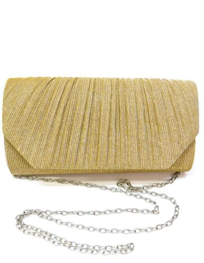 gold purse front