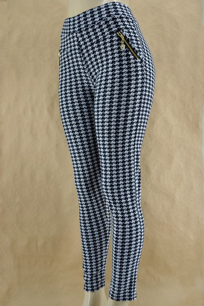 houndstooth pant S