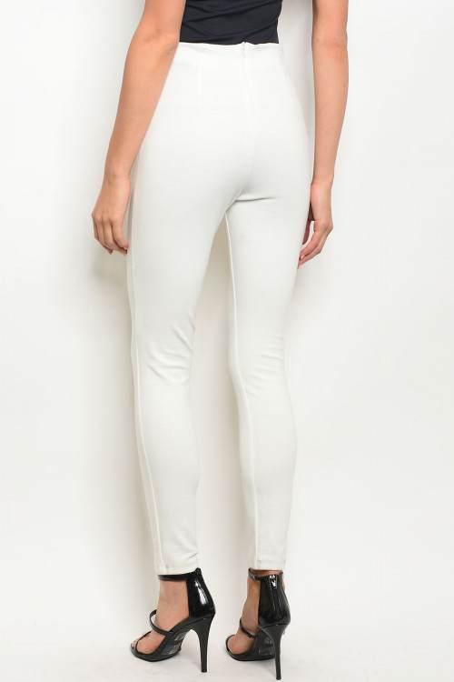 ivory pants B