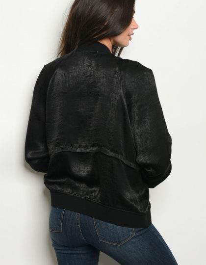 black jacket B