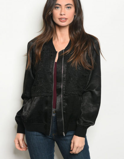 black jacket F