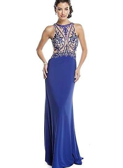 Royal Dress-Front Full
