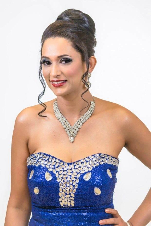 blue formal long dress custom bellevue seattle designer