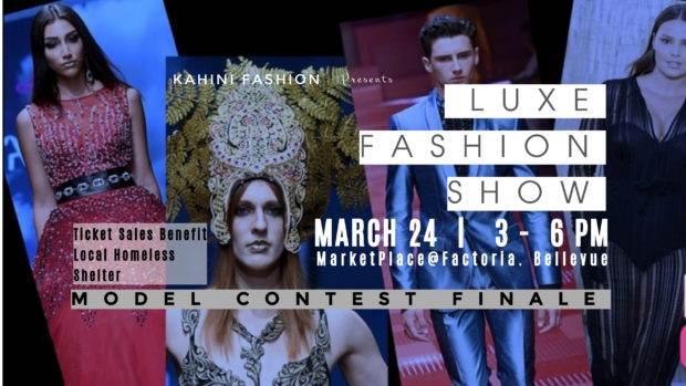 Fashion Show Seattle Bellevue Model Contest
