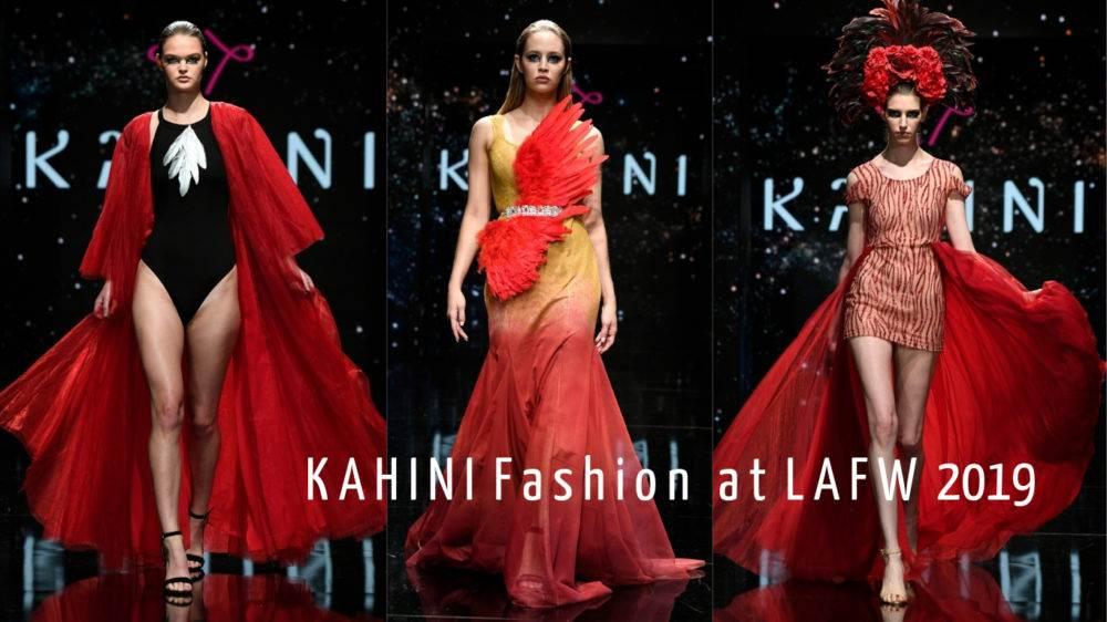 designer fashion brand Kahini fashion lafw